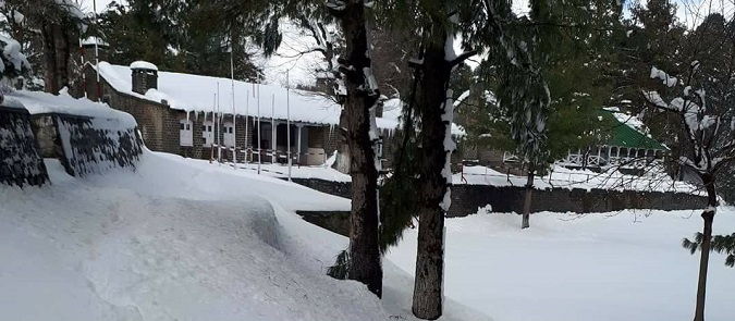Baragali Campus, UoP