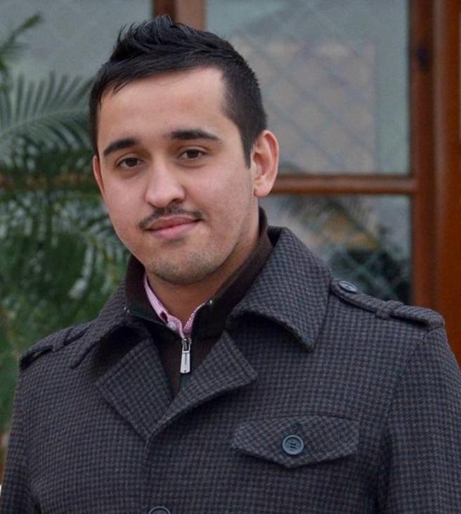 Web Administrator Muhammad Jawad