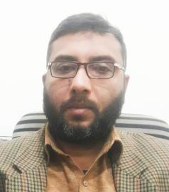 Network Administrator Yasir Shahzad